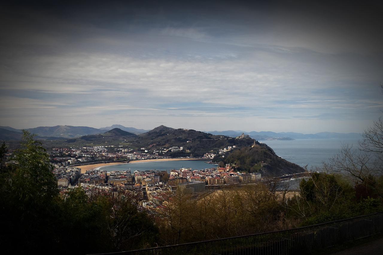 De Fontarrabie(hondarribia) à Pasajes(Pasaia) par le Jaizkibel