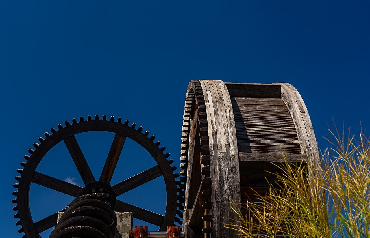 Les moulins à marée et le moulin à marée du Berno